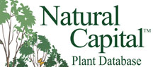 Natural Capital Plant Database